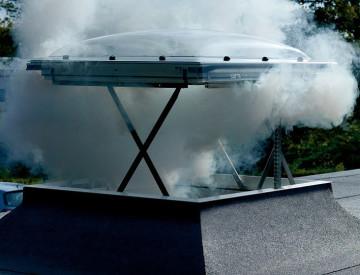 Система дымоудоления graphic