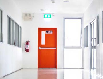 Противопожарные и эвакуационные двери graphic
