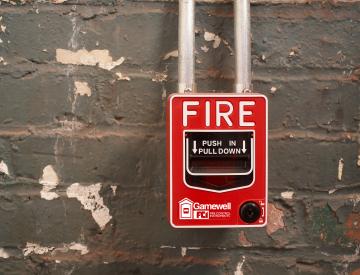 Управление пожарной безопасностью graphic